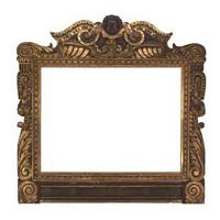 Wooden Mirror Frame 03