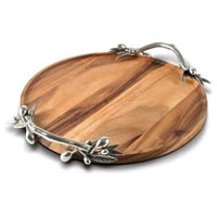 Wooden Serving Tray 03