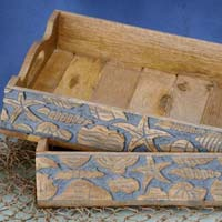 Wooden Serving Trays 05