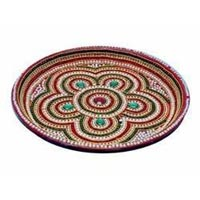 Decorative Pooja Plate 06