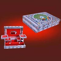 Handicraft Jewellery Box 02