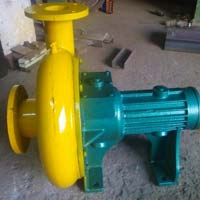 Centrifugal Non Clog Slurry Pumps Without SS Impeller
