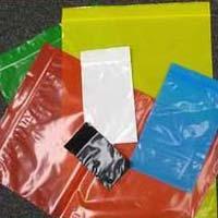 Colored BOPP Zip Lock Bag