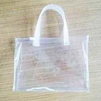 Handle PVC Pouch