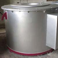 Crucible Aluminium Furnace