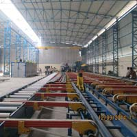 Extrusion Handling Table