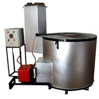 Salt Bath Nitriding Furnace