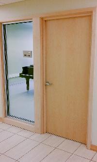 Soundproof Doors