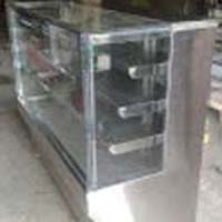 Stainless Steel Display Counter 02