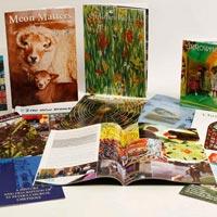 Magazine Designing & Printing Services
