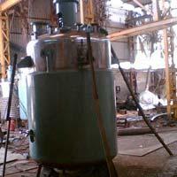 Solid Liquid Reactor