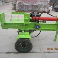 Diesel Log Splitter 01