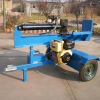 Diesel Log Splitter 03
