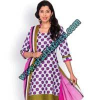 Cotton Unstitched Suits (R 2207)
