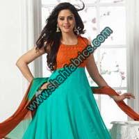 Georgette Unstitched Suits (MA 1382A)