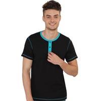 Mens Henley T-Shirt 01