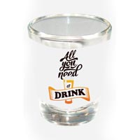 Printed Shot Glass 01