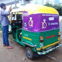 Auto Rickshaw Advertising