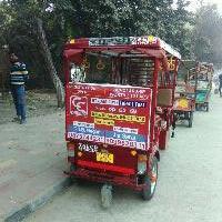 E Rickshaw Advertising 01