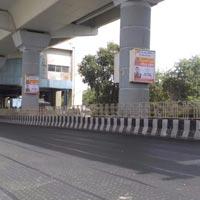 Metro Pillar Advertising