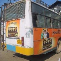 Roadways Bus Advertising