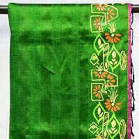 Hand Painted Sarees 06