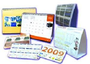 Table and Wall Calendar Printing Services