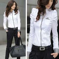 Ladies Formal Shirts