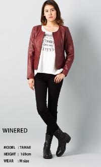 Ladies Leather Jackets 05