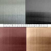 Stainless Steel Coloured Sheets