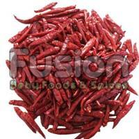 Dehydrated Dried Red Chili