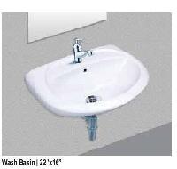 Wall Mounted Wash Basin 06