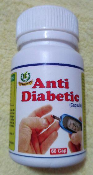 Anti Diabtic Capsule