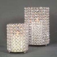 Crystal Candle Holders 01