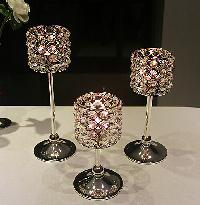 Crystal Candle Holders 04