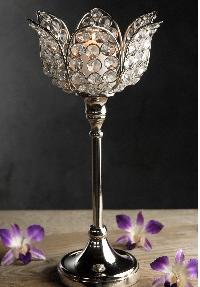 Crystal Candle Holders 09