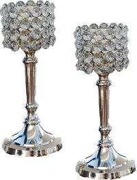 Crystal Candle Holders 10