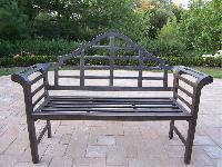 Garden Benches 03