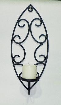 Iron Wall Candle Sconces 04