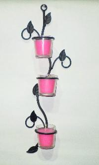 Iron Wall Candle Sconces 07
