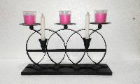 Iron Candle Stands 01