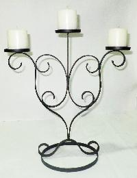 Iron Candle Stands 03