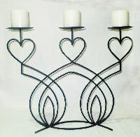 Iron Candle Stands 05