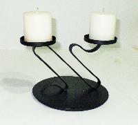 Iron Candle Stands 08