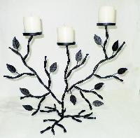 Iron Candle Stands 12