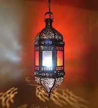 Iron Hanging Lanterns 03