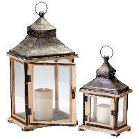 Iron Hanging Lanterns 06
