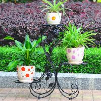 Iron Planter Stands 03