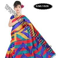 Bhagalpuri Cotton Saree (1026)