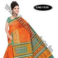 Bhagalpuri Cotton Saree (1039)